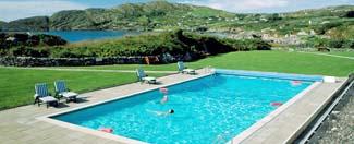 Derrynane Hotel & Holiday Homes - Caherdaniel County Kerry ireland