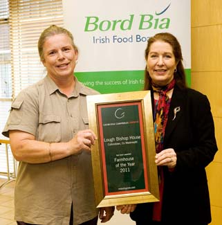 Farmhouse of the Year 2011 - Lough Bishop House Collinstown County Westmeath Ireland