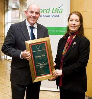 Pub of the Year 2011 - Joe Grogan and Hargadon Bros Sligo Co Sligo