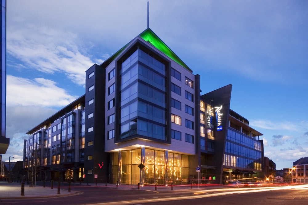 Radisson Royal Blu Hotel Dublin