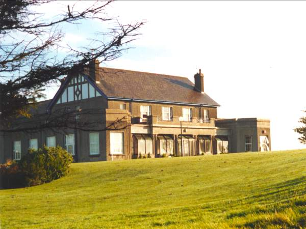 County Louth Golf Clubhouse