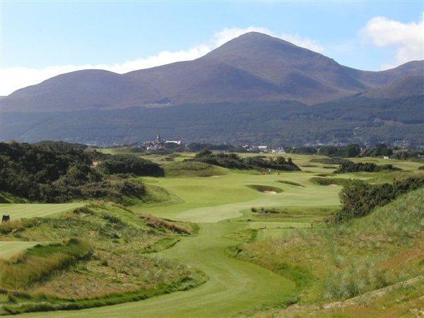 Royal County Down Golf Club Newcastle Review Georgina