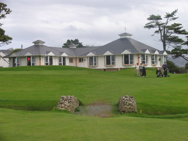 Portsalon Clubhouse