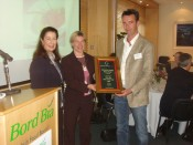 Feile Bia Dish Award 2007 - Kevin Dundon, Dunbrody Country House Hotel, Co Wexford