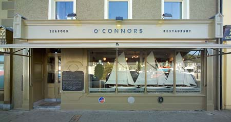 O'Connors Seafood Restaurant - Bantry County Cork