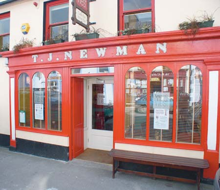 T J Newmans - Schull County Cork