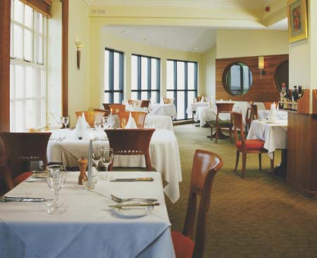 King Sitric Seafood Restaurant & Accommodation - Howth County Dublin Ireland