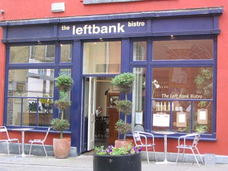 The Left Bank Bistro, Athlone, County Westmeath