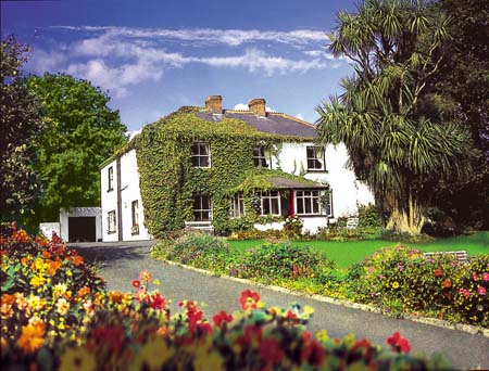 Ballyknocken House & Cookery School