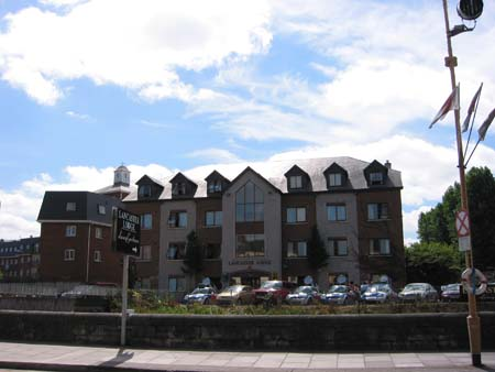Lancaster Lodge, Hotel, Cork