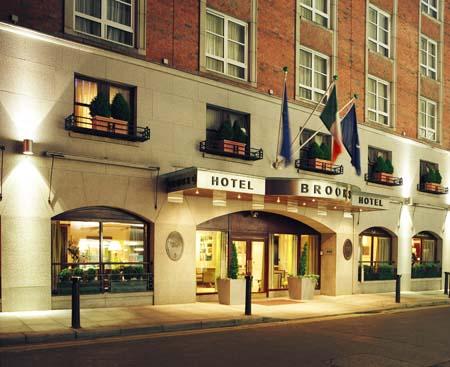 Brooks Hotel Dublin Restaurant