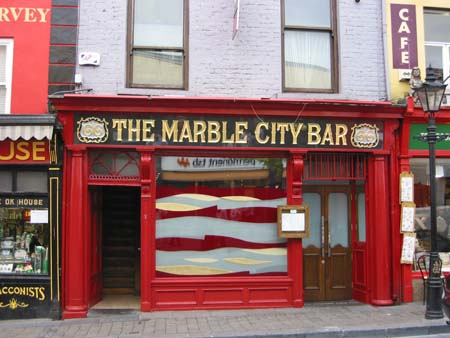 Marble City Bar, Kilkenny