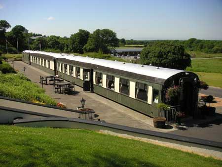 Pullman Restaurant - Glenlo Abbey Hotel