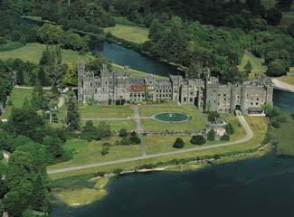 Ashford Castle - Cong County Mayo Ireland