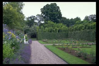 Birr Castle Demesne - Tullamore County Offaly Ireland - Garden