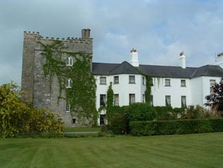 Barberstown Castle - County Kildare Wedding Venue