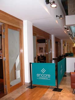 Encore Brasserie - Derry City County Londonderry Northern Ireland