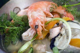 Gerry Galvin's Seafood Coddle