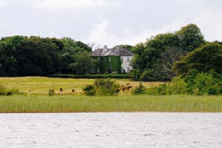 Lisdonagh House - Headford County Galway Ireland