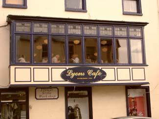 Lyons Cafe - Sligo County Sligo Ireland