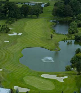 Citywest Golf Club - Saggart County Dublin Ireland - Championship Course