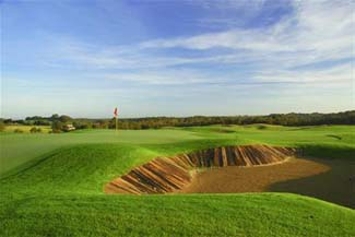 New Forest Golf Club - Tyrrellspass County Westmeath Ireland