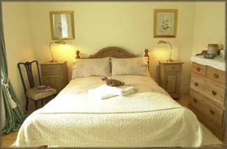 Railway Lodge - Oughterard County Galway ireland - Bedroom