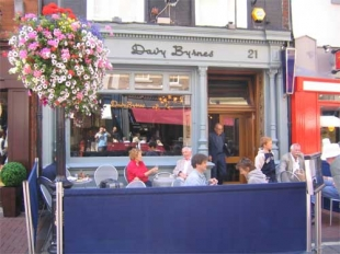 Davy Byrnes - Dublin 2 Ireland - Special Offer