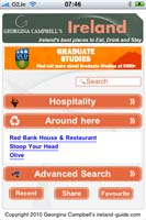 ireland guide iPhone App