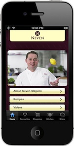 Neven App for iCook