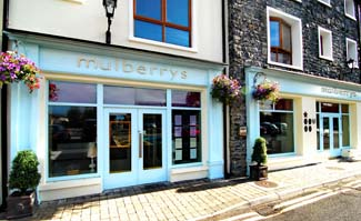 Mulberrys Restaurant - Barna County Galway Ireland