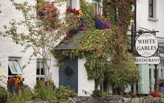 White Gables Restaurant - Moycullen County Galway Ireland