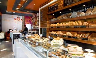 Il Valentino Continental Bakery - Grand Canal Basin Dublin 2 Ireland