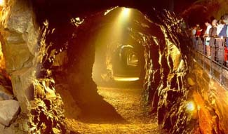 Aillwee Cave - Ballyvaughan County Clare Ireland
