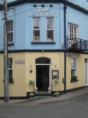 Thyme Restaurant - Athlone County Westmeath Ireland
