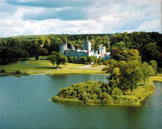 Dromoland Castle Hotel - Newmarket on Fergus County Clare Ireland