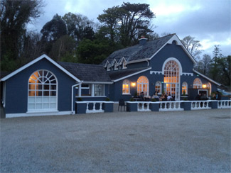 The Boathouse Winebar & Bistro - Kenmare County Kerry Ireland
