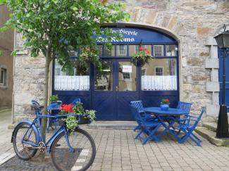 Blue Bicycle Tea Rooms, The