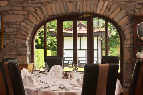 VM Restaurant at Viewmount House