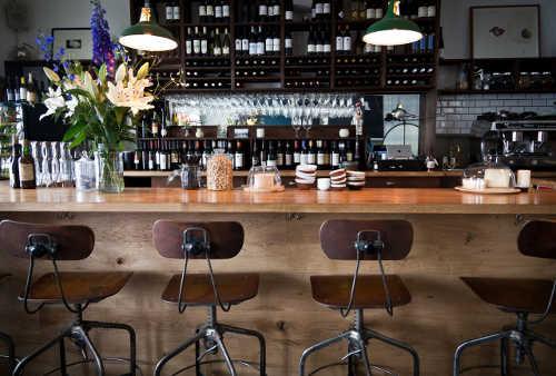 The Black Pig Winebar & Café, Kinsale, Co Cork