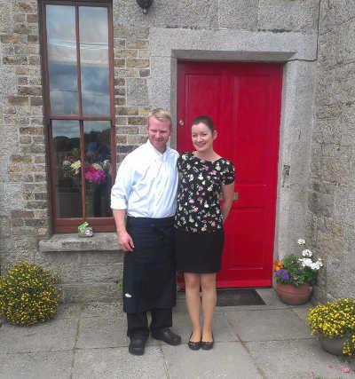 Clashganny House Restaurant, Borris, Co Carlow