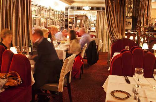 Trocadero Restaurant, Dublin 2