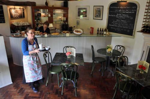 Walton Court Café, Oysterhaven, Co Cork