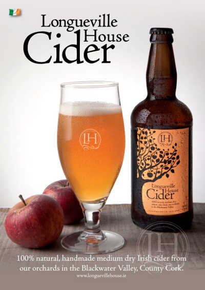 Longueville House Cider and Irish Apple Brandy, Mallow, Co Cork