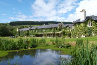BrookLodge Hotel & Wells Spa, The