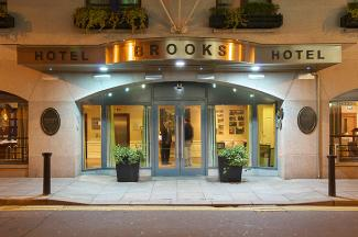 Brooks Hotel & Francescas Restaurant