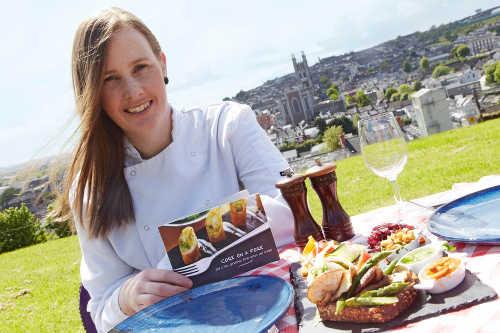 Kate Lawlor of No. 5 Fenn's Quay Restaurant, Cork