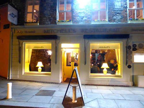 Mitchell's Restaurant, Clifden, Co Galway