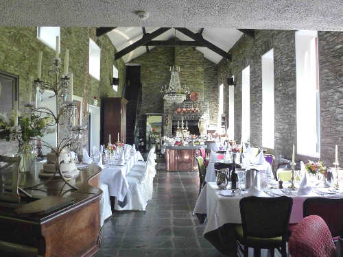 blairscove house restaurant durrus co cork - Cork Restaurant 2015