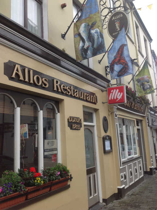 Allo's Bar & Bistro, Listowel, Co Kerry